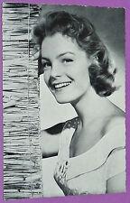 CPA CINEMA CARTE POSTALE N°145 WS-DRUCK 1950's ROMY SCHNEIDER MOVIE ACTRICE
