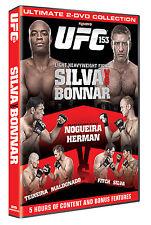 Brand New & Sealed UFC 153 - Silva vs. Bonnar DVD (2 Discs)