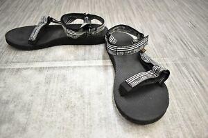 **Teva Original Universal 1003987 Sandal, Women's Size 10 - Black