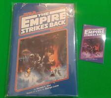 The Empire Strikes Back ***HARDBACK!*** Original Movie Novelisation Star Wars #3