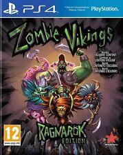 Zombie VICHINGHI: Ragnarök Edition (PS4)
