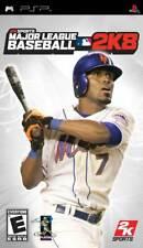 MLB Major League Baseball 2K8 08 2008 PSP NEW Sealed
