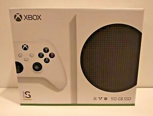 Microsoft XBOX Series S 512GB Game Console - Brand New - Fast Free Shipping