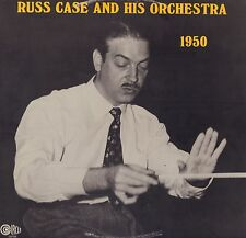 RUSS CASE AND HIS ORCHESTRA 1950 LP