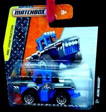 RARE 2016 Matchbox Blue 2017 VOLVO V60 Sports Wagon - MINT on Short Card
