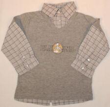 Größe 110 Jungen-Pullover mit V-Ausschnitt
