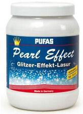 Pufas 1,5l Effect Lasur Pearl extrafeiner goldener Effekt Wandfarbe Deckenfarbe