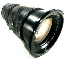 Carl Zeiss Vario-Sonnar T* F1.8 10-100mm Zoom Cine Film Lens Arri 16