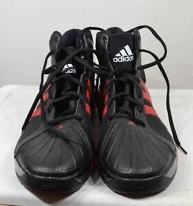 Adidas Men's Basketball Shoes Size 20 Futurestar Boost Black / Red NWOT
