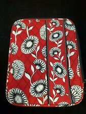 "Vera Bradley Deco Daisy Padded 8"" Tablet iPad Sleeve Cover Case"