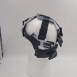 Pyramex Ridgeline Hard Hat suspension 4 point ratcheting headgear padded