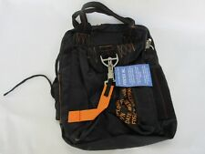 US Army Para Bag Paratrooper Pack Bag Parachute Jumper Army Bag Black #4