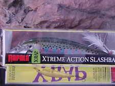 Rapala X-Rap Saltwater Slashbait XR-12 RT RAINBOW TROUT for Bass, Musky, N. Pike