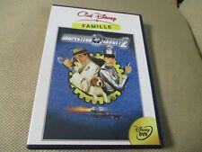 """DVD """"INSPECTEUR GADGET 2"""" Matthew BRODERICK, Rupert EVERETT / film Disney"""