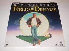 LaserDisc ~ Field of Dreams ~ Kevin Costner ~ PAL ~ Single Disc