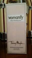 Abgesetzt Womanity Eau Pour Elles 80 ml 2.7 FL. OZ Thierry Mugler Sealed Box