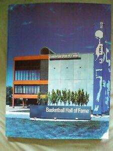 Vintage 1967 PRO BASKETBALL HALL OF FAME Program MEDIA GUIDE