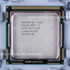 Intel Core i5 680 (CM80616004806AA) SLBTM CPU 2.5 GT/s/3.6 GHz LGA 1156 100% OK