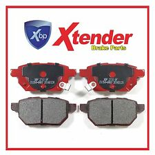 MD1354 Disc Brake Pad-Semi Metallic Pads Rear For Toyota Corolla Matrix Yaris