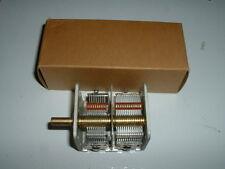 Variable Capacitor, 2 Gang, AM Radio, Ham Radio,