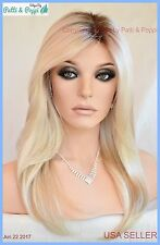 Chanelle Monotop Tressallure Wig  *Silky Sand ✮ Long Hot Sexy Classic Style