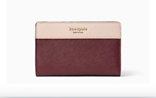 KATE SPADE BIFOLD WALLET - MOTHER'S DAY MUST - ELEGANT AND FASHION TRENDY