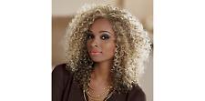 Ashro Lace Front Experanza Wig NEW Blonde Highlight Average Size