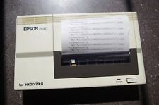 Vintage Epson P-40S Printer (working) + roll of Thermal paper