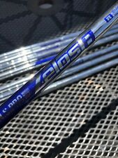 NS Pro Zelos 8 Nippon R Flex Total 8 Shafts Pulled .355 Taper 4-P, AW