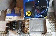 PlayStation 2 Fat Konsole mit OVP Ps2 Konsole Schwarz SCPH-50004