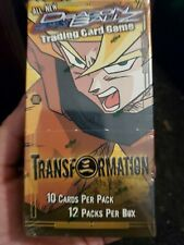 1x  Transformation: Booster Box New Sealed Product - Dragon Ball Z Score (2005)