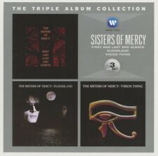 The Sisters of Mercy - Triple Album Collection