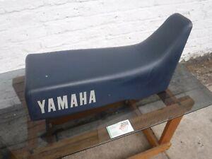 Yamaha XT600Z Tenere 1VJ seat in blue