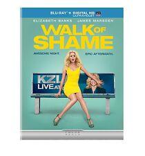 WALK OF SHAME (2014 Elizabeth Banks)  Blu Ray - Sealed Region free for UK