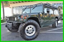 H1 TURBO DIESEL ~~  4X4 ~~ WAGON ~~  HUMMER H1 ~~