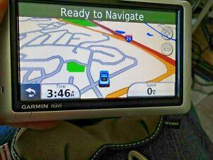 Garmin Nuvi 1450 GPS Bundled with Sandbag Mount and Garmin Car Charger