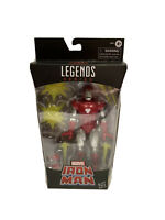 Hasbro Marvel Legends Walgreens Exclusive Iron Man Figure Silver Centurion New