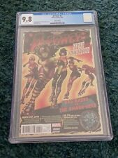 A-force 3 Variant 1:25 Brooks CGC 9.8