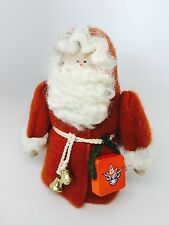 Handmade Santa 2006 Christmas | Artist Una Mae Jones Texas Longhorn Football UT