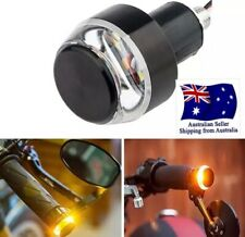 LED Indicators  Bar End Motorcycle  Universal Aus Seller X2