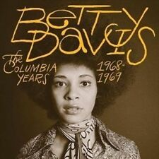 Columbia Years 1968-1969 by Betty Davis (Vinyl, Aug-2016, Light in the Attic Records)