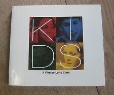KIDS  a film by Larry Clark - 1st Grove/Melcher PB printing - ART movie script