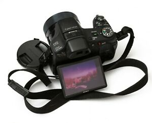 VOLLSPEKTRUM UMBAU SONY DSC-HX100V Digitalkamera 16.2MP Infrarotkamera Kamera
