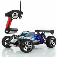 A959 1:18 2.4G 4WD 540 Brush Motor Off Road High Speed 50+KM/h RTR RC Car Truck