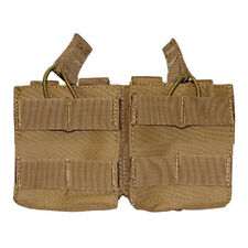 CONDOR  MA24 Double 7.62 Open Top Mag Pouch - Molle Holster - TAN