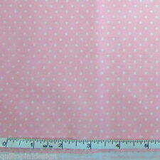MODA - ESSENTIAL DOTS - PINK #8654.21 - Patchwork fabric by the ½ metre