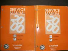 2000 Chevy Cavalier, Pontiac Sunfire Service Manual
