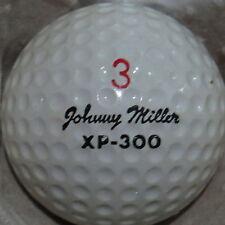 (1) JOHNNY MILLER SIGNATURE LOGO GOLF BALL (WILSON XP-300 CIR 1972) #3