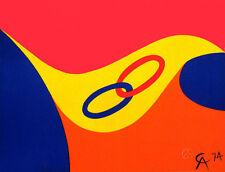 Friendship  by Alexander Calder