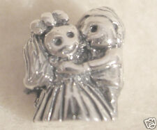 New Adorare 925 Sterling Silver Charm - Romance
